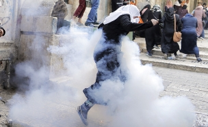 מאבק משפטי בטרור האבנים (צילום: רויטרס)
