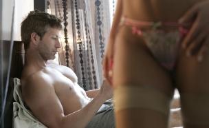 זוג במיטה (צילום: thinkstock)
