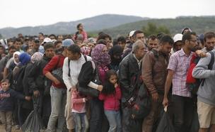 יותר מאלף מהגרים נעצרו (ארכיון) (צילום: רויטרס)