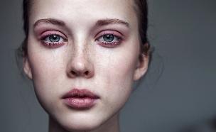 מתבגרת עצובה נערה בוכה (צילום: Thinkstock)