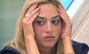דנית בוכה (תמונת AVI: מתוך האח הגדול ,שידורי קשת)
