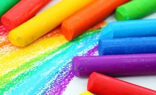 צבעים, צבעוני (צילום: shutterstock ,מעריב לנוער)