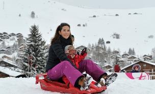 חופשת סקי (צילום: אימג'בנק / Gettyimages ,Getty images)