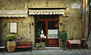 מסעדה איטלקית (צילום: אימג'בנק / Thinkstock ,Thinkstock)