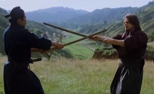 הסמוראי האחרון (צילום: יוטיוב )