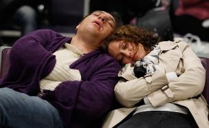 """""""השינה הופכת לפרויקט"""" (ארכיון) (צילום: רויטרס)"""