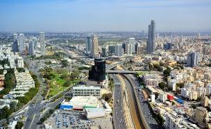 תל אביב סקייליין (צילום: thinkstock)
