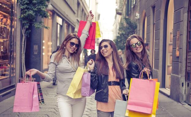 קניות במילאנו (צילום: אימג'בנק / Thinkstock ,Thinkstock)