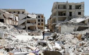 הערכה למהלך: אבדות בקרבות בסוריה (צילום: רויטרס)