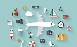 איור של מטוס (צילום: אימג'בנק / Thinkstock ,Thinkstock)