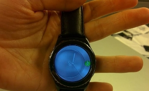 שעון הגיר 2 (צילום: אהוד קינן ,NEXTER)