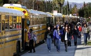 ההורים נקראו לקחת את ילידיהם מבית הספר (צילום: טוויטר)