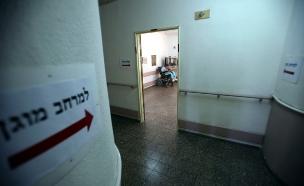 """""""המקלטים נפתחו לשיפור תחושת הביטחון"""" (צילום: פלאש 90)"""
