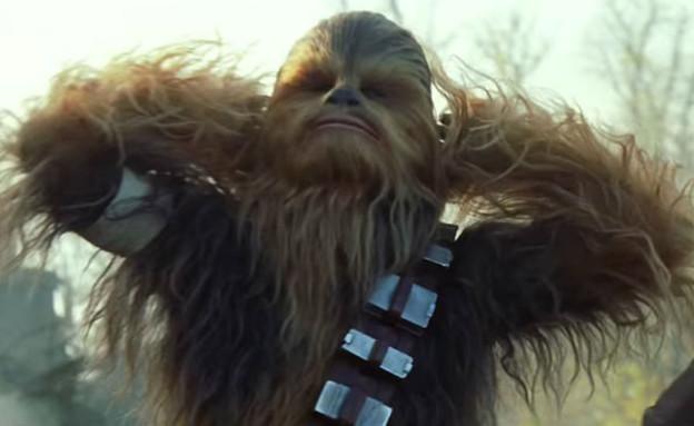 """האן וצ'ואי ב""""מלחמת הכוכבים: הכוח מתעורר"""" (צילום: יחסי ציבור ,יחסי ציבור)"""