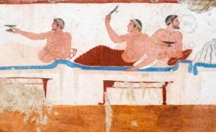 פרסקו יווני (צילום: getty images ,getty images)