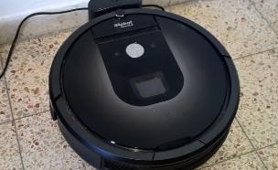 רומבה 980, Roomba 980, (צילום: יאיר מור ,NEXTER)