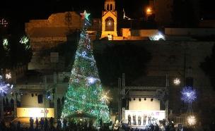 חגיגות חג המולד בבית לחם