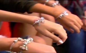 צמיד פנדורה (צילום: חדשות 2)