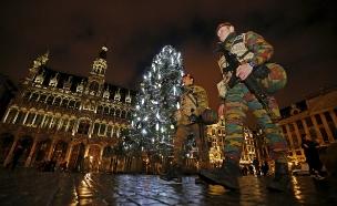 חגיגות עצובות צפויות בבריסל (צילום: רויטרס)