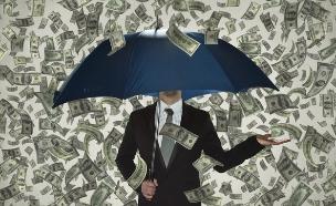 גשם של כסף (אילוסטרציה: thinkstock)
