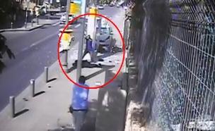 פיגוע דקירה ברחוב מלכי ישראל בירושלים