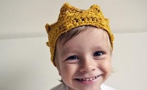 ילד עם כתר  (צילום: Thinkstock)