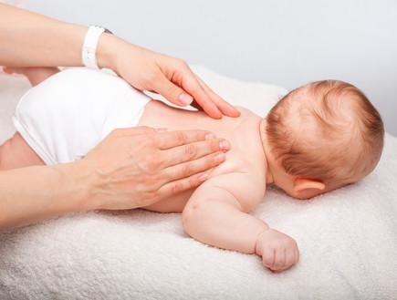 תינוק אילוסטרציה (צילום: shutterstock ,shutterstock)