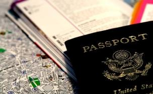 דרכון (צילום: אימג'בנק / Thinkstock ,Thinkstock)