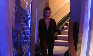 תניה גרבר נכנסת לבית האח הגדול (צילום: מתוך האח הגדול 7 ,שידורי קשת)