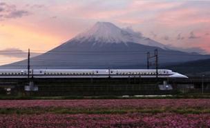 רכבת ביפן (צילום: האתר הרשמי ,האתר הרשמי)