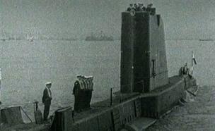 הצולל דקר (צילום: חדשות 2)