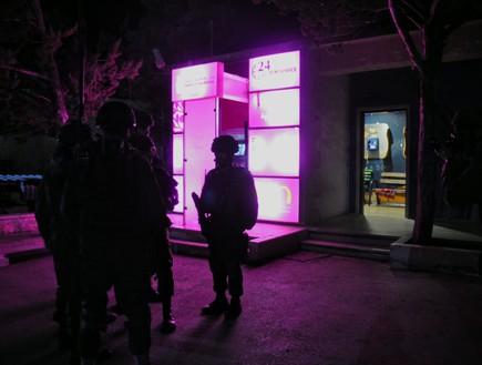 הפשיטה באוניברסיטת ביר זית