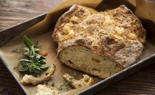 לחם סודה אירי (צילום: אפיק גבאי ,אוכל טוב)