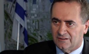 """ישראל כ""""ץ (ארכיון) (צילום: חדשות 2)"""