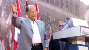 דרמה בבחירות לנשיאות לבנון (צילום: רויטרס)