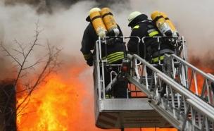 שריפה (צילום: getty images ,getty images)