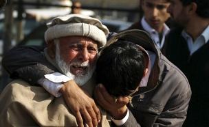 מתקפת טרור באוניברסיטה בפקיסטן (צילום: רויטרס)