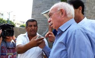 אביגדור קפלן (צילום: עזרי עמרם, חדשות 2)