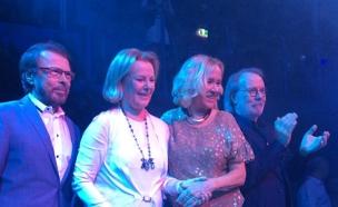 צפו: ABBA שוב ביחד (צילום: פייסבוק)