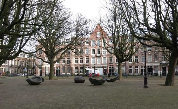 מזרח אמסטרדם (צילום: air-freelance.com )