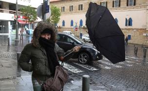 האם גם תושבי הבירה ייזכו לשלג? (צילום: פלאש 90, נטי שוחט)