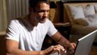 עובד במחשב (צילום: אימג'בנק / Thinkstock)