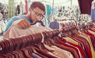 בגדים יד שניה (צילום: shutterstock)