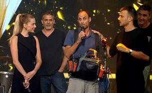ממאחורי הקלעים אל הבמה הגדולה (צילום: מתוך הכוכב הבא לאירוויזיון 2016 ,שידורי קשת)
