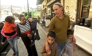 הנשים שהתחתנו עם פלסטינים מדברות (צילום: חדשות 2)