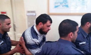 החשוד בפיגוע הדריסה בירושלים
