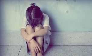 ילדה עצובה (צילום: shutterstock ,shutterstock)