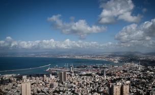 חיפה. מובילה באחוז המכירות (צילום: פלאש 90, מרסלו סוס)