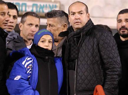 עדיין רוצה להיות מאמן הנבחרת (צילום: אלן שיבר)(ספורט 5)