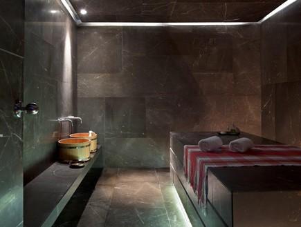 ספא אקאשה של מלון ממילא (צילום: עמית גירון ,יחסי ציבור)